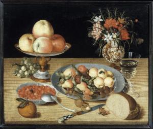 Still Life, Netherlands, c. 1600